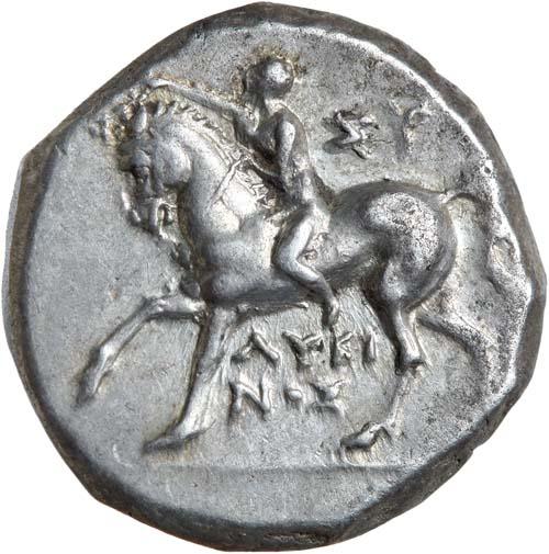 GREEK SILVER | Ancient Coins | Edward J. Waddell, Ltd.